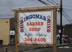 Ingomar Barber Shop